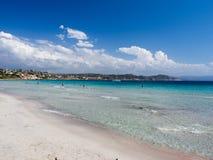 Landscape of Sardinia Island Italy Royalty Free Stock Photos