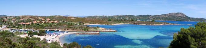 Landscape of Sardinia Island Italy Stock Photo
