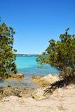 Landscape in Sardinia Royalty Free Stock Image