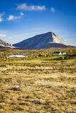 Landscape scenery at Donegal Ireland Royalty Free Stock Photography