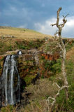 landscape scenic waterfall στοκ φωτογραφίες