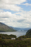 Landscape, Scotland, Loch Maree, Tollie Farm Stock Images