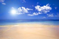 Landscape of sea Royalty Free Stock Photos