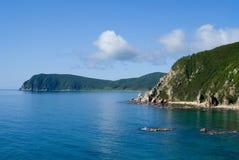 Landscape on Sea Royalty Free Stock Photo
