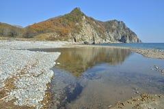 Landscape on sea  Stock Image