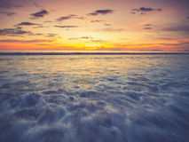 Landscape of sea Stock Photography