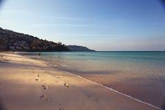 Landscape sea shore Stock Images