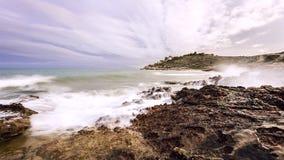 Landscape sea. stock images