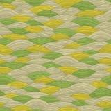 Landscape seamless pattern Royalty Free Stock Photography