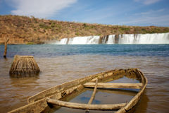 Landscape Senegal River Mali Royalty Free Stock Image