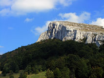 Landscape in Serbia Royalty Free Stock Photo