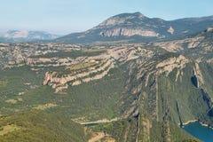 Landscape of Serra de Busa Royalty Free Stock Photos