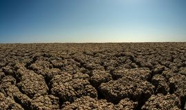 Severe drought desert Stock Photos