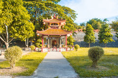 Landscape shrine of china  in thailand Stock Image