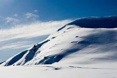 Landscape from ski center Mavrovo Royalty Free Stock Images