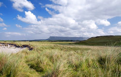 Landscape of Sligo, Ireland. Landscape of Sligo in summertime, Ireland Stock Photo