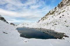 Landscape in Slovak High Tatras Royalty Free Stock Photos