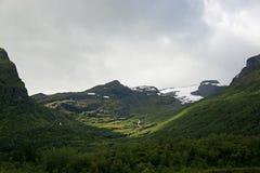 Landscape in Sogn og Fjordane, Norway Stock Photos