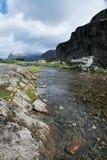 Landscape in Sogn og Fjordane, Norway Royalty Free Stock Photography