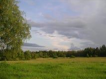 landscape sommaren Royaltyfri Foto