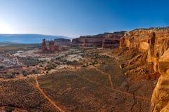 Landscape of Southwest  USA. Royalty Free Stock Images