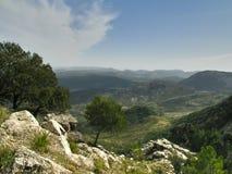 Landscape, Spain Stock Images
