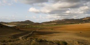 Landscape in Spain Stock Photos