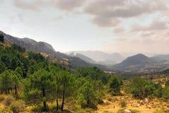 Landscape, Spain Royalty Free Stock Photos