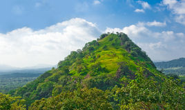 Landscape of Sri Lanka Stock Image