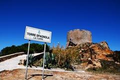 Landscape St. Teresa, Sardinia, Italy Royalty Free Stock Images