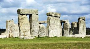 Landscape of Stonehenge in England, UNESCO World heritage Site in 15. September 2018 UK. Landscape of Stonehenge in England, UNESCO World heritage Site in 15 stock photo