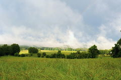 Landscape after the storm Royalty Free Stock Images