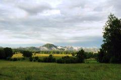 Landscape after the storm Stock Image