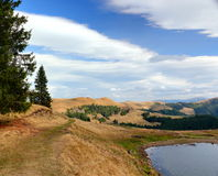 Landscape in Suhard mountains Royalty Free Stock Image