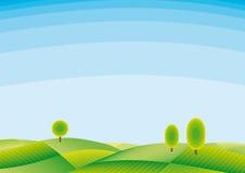 Landscape summer Stock Image