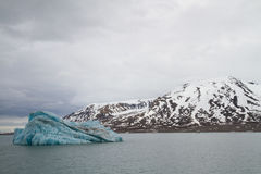 Landscape of svalbard Royalty Free Stock Photos
