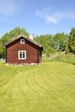 Landscape in Sweden Stock Images