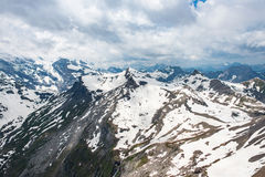 Landscape in Switzerland Royalty Free Stock Photo