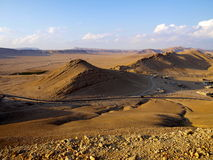 Landscape of Syria Royalty Free Stock Images