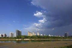 City scenery Stock Photos