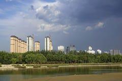 City scenery Stock Image