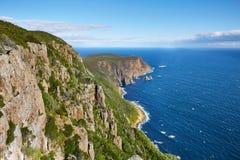 Landscape in Tasmania Stock Photo