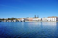 Tavira city, Portugal Stock Photography