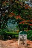 Munnar Landscape stock images