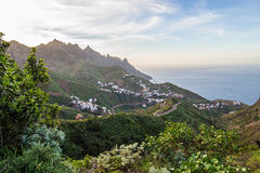 Landscape of Tenerife Royalty Free Stock Photo
