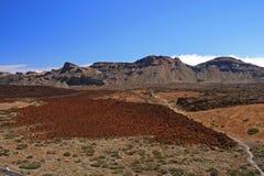 Landscape- tenerife Stock Images