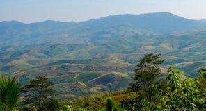 Landscape thai Stock Photo