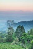 Landscape Thailand Royaltyfria Bilder
