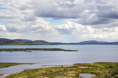 Landscape in Thingvellir Royalty Free Stock Photography