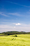 Landscape Thuringia Royalty Free Stock Photos